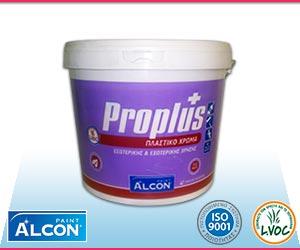 πλαστικό χρώμα Alcon ProPlus