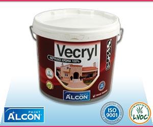 Alcon Vecryl - 100% ακρυλικό χρώμα