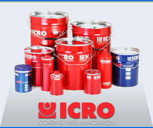 ICRO βερνίκια πολυουρεθάνης